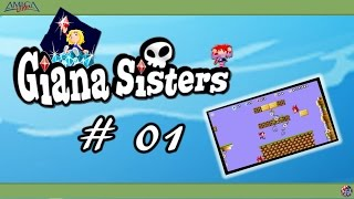 Giana Sisters 2D - #01 ♦ Let