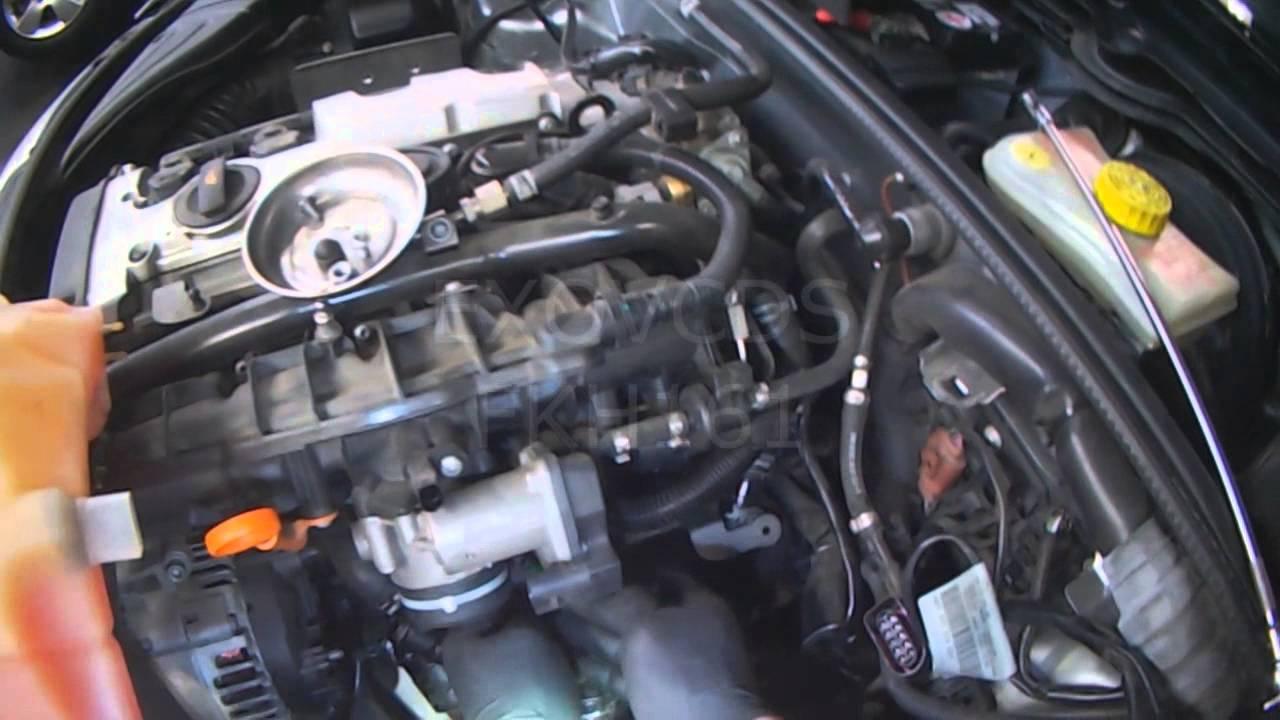 Audi B7: 20T BWT Oil Filter Housing & Oil Cooler seals
