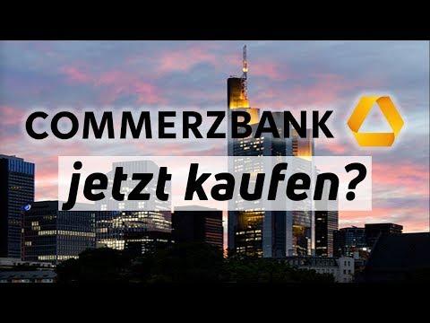 Commerzbank fliegt aus dem DAX: Jetzt kaufen?