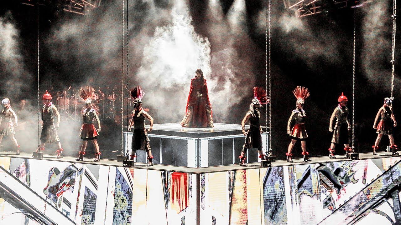 G.E.M.【A.I.N.Y. 愛你】Queen of Hearts 世界巡演現場版 [HD] 鄧紫棋