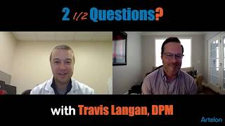 Two and a Half Questions with Dr. Travis Langan
