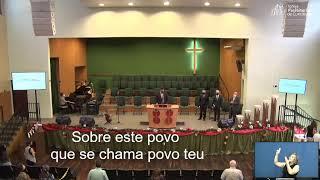 29/11/2020 - Culto 11hs - Rev. Davi Nogueira Guedes