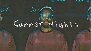 Frank Ocean x Daniel Caesar Type Beat - Summer Nights pt.1