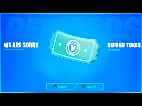 How To Get EXTRA REFUND REQUESTS In Fortnite Season 2! (Refund Tokens)