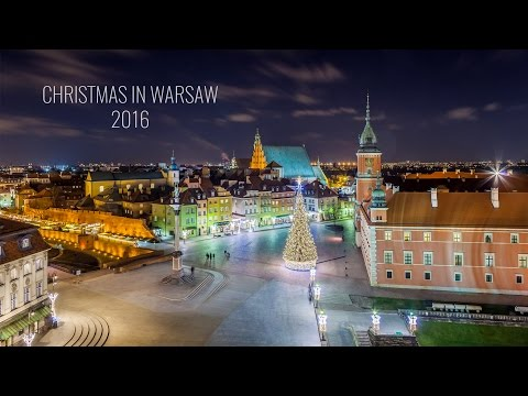 Christmas in Warsaw 2016