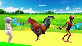 учить животных для малышей - животные для детей - видео развивающее #16