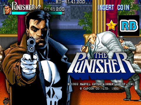 1993 [60fps] The Punisher Nomiss ALL
