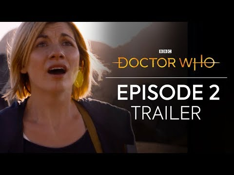 Episode Two   The Ghost Monument  Doctor Who: Series 11