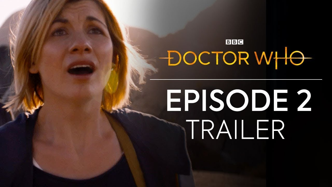 Episode 2 Trailer | The Ghost Monument | Doctor Who: Series 11