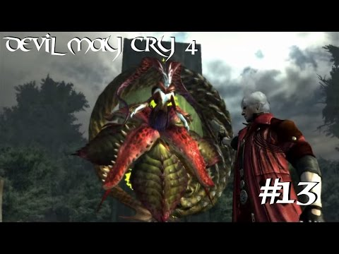 Devil May Cry 4 Walkthrough HD - Mission 13