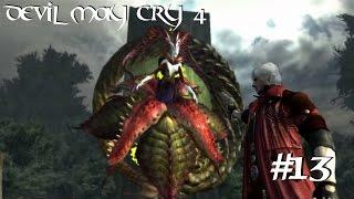 Devil May Cry 4 Walkthrough HD - Mission 13