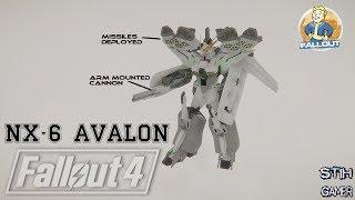 Fallout 4 NX-6 Avalon