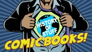 Comic art Adult book