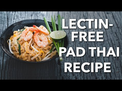 Watch cooking with dr gundry excited to find him on youtube with some great recipes like this healthy lectin free pad thai forumfinder