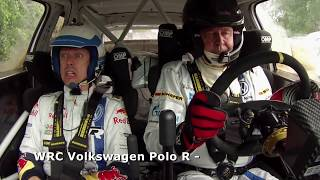 Markku Alén & Volkswagen Polo R WRC - Osa 2/2 (Teknavi 2014)