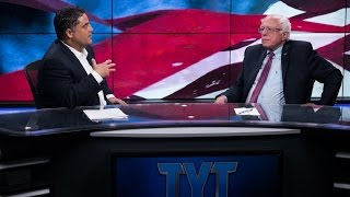 Bernie Sanders | The Young Turks Interview (FULL) May 27, 2016