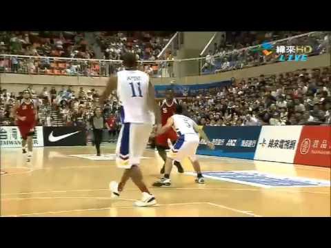 2012 Jones Cup Philippines vs. Jordan