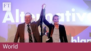 AfD - the new force in German politics | World
