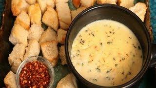 How To Cook Cheese And Herb Fondue By Asha Khatau