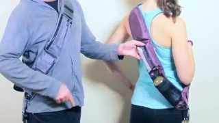 iBand Sling : Hands Free Carry-All: Travel, Hike, Festivals, Sporting Events, Parents-on-the-Go