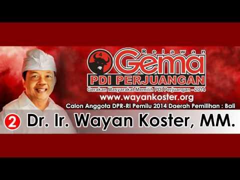 Wayan Koster - Ray Peni