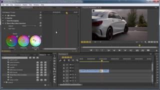 Урок №6 Эффекты для видео Adobe Premiere Pro   анимация видеоэффекты Премьер Про