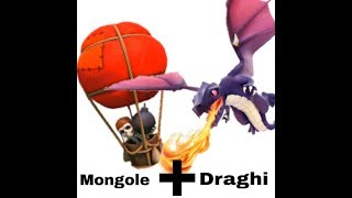 Clash of Clans #4 mongole +draghi
