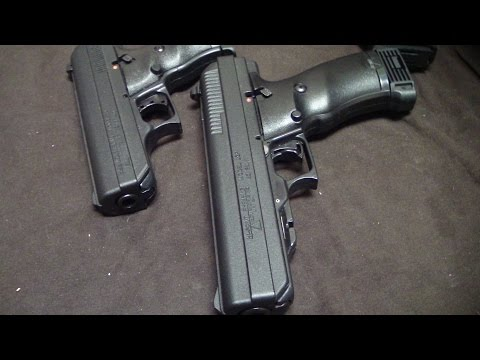 HI point pistols (review) BATJAC J.W