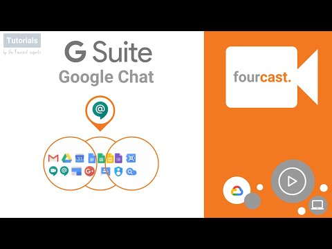 How To Use Rooms In Google Chat