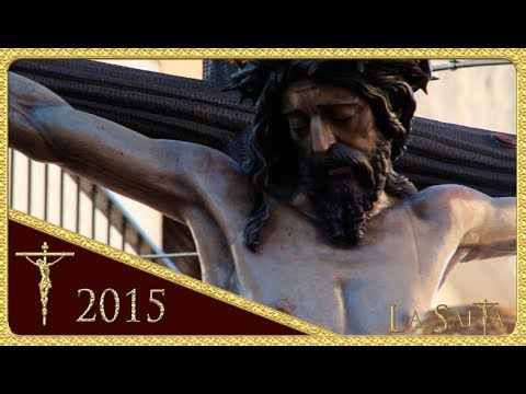 Stmo. Cristo del Buen Fin - El Buen Fin (Semana Santa de Sevilla 2015)
