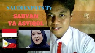 Download Lagu SABYAN /YA ASYIQOL/ SAUDI EXPATS REACTION Mp3