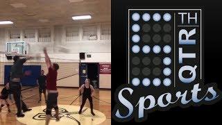 Volleyball Highlights: Robert Rocks It
