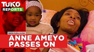 Brave Kenyan woman who turned down cancer treatment  to save her baby has died | Tuko TV