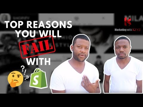 If You Are FAILING with Shopify Watch This!