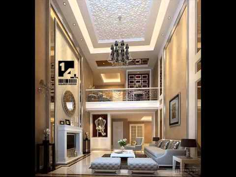 Desain Ruang Tamu Yang Panjang Interior Minimalis Senandung Nacita