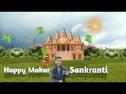 Picsart | Makar Sankranti | design wallpaper/ Dp/ Profile 2018