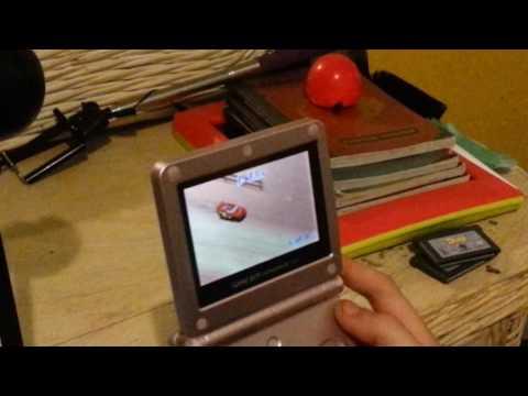 Game boy vid old technology.
