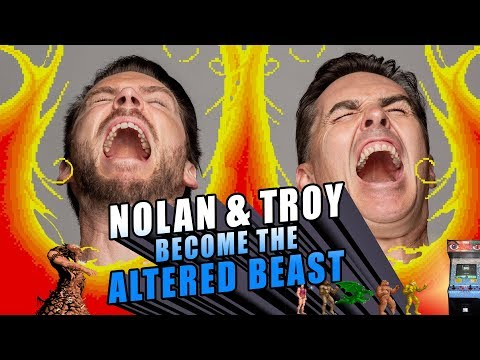 RETRO REPLAY - Nolan and Troy Become the Altered Beast