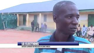 LG ELECTIONS: VOTER'S APATHY WITNESSED IN SOME AREAS4