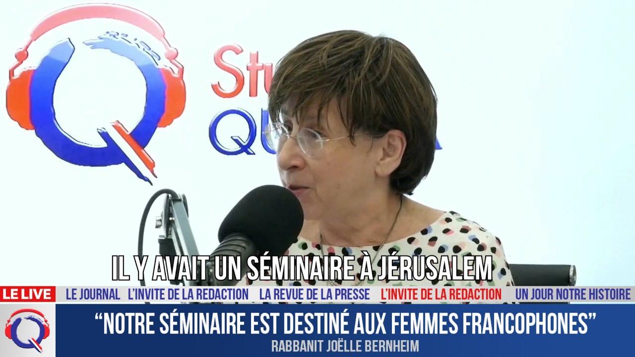 """""""Notre séminaire est destiné aux femmes francophones""""- L'invité du 18 juin 2021"""