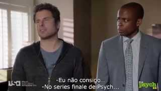 "Psych Season 8 | 8x10 - ""The Breakup"" - Promo PT-BR"