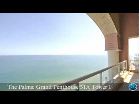 The Palms, 2100 N. Ocean Blvd, Fort Lauderdale, FL: Grand Penthouse 31A