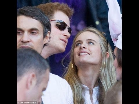 Friends of Prince Harry and Cressida Confirm 'Amicable' Break-up