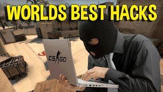 CS:GO THE WORLDS BEST HACKER LEGIT (FUNNY MOMENTS OVERWATCH)