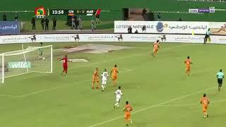 المغرب تتقدم بالهدف الأول فى شباك كوت ديفوار بتصفيات المونديال ..فيديو