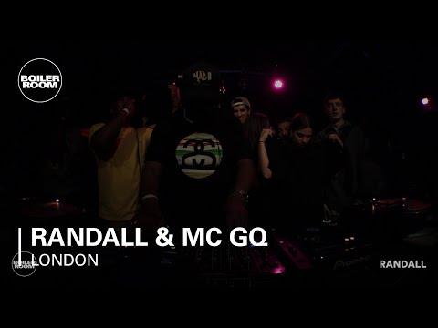 Randall & MC GQ Boiler Room London DJ Set
