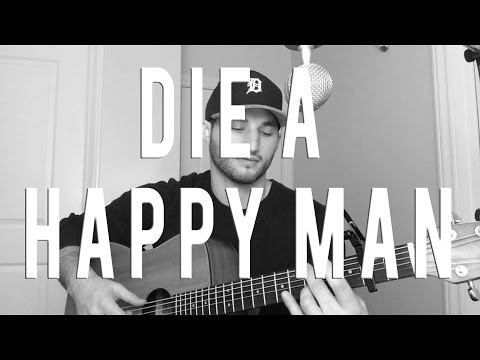Thomas Rhett - Die a Happy Man (Cover by Dan Henig)