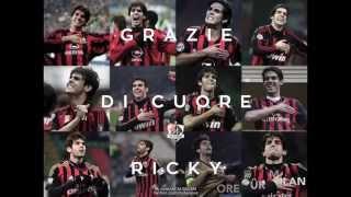 Ricardo Kaka   Goodbye Legend   AC Milan [English Subtitle]