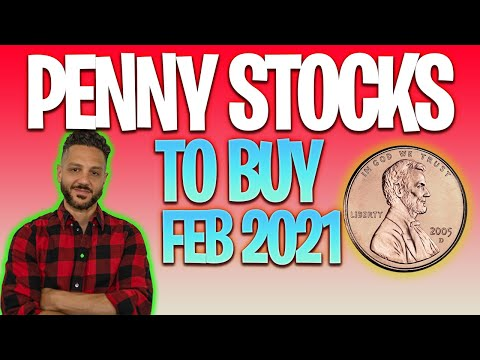 10 BEST PENNY STOCKS TO BUY NOW FOR FEBRUARY 2021 🚀🔥 [Stocks to buy now]