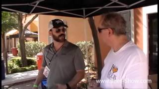 Traveler Beer Company Interview at Montelago Village, Lake Las Vegas Beerfest - #CraftBeers